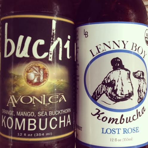 Cooking with Kombucha: The Laundry List of Ideas