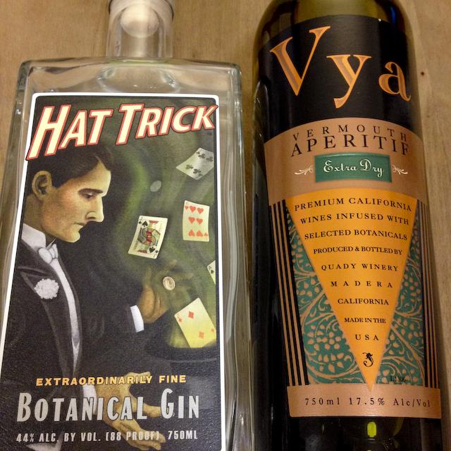 Gin & Vermouth