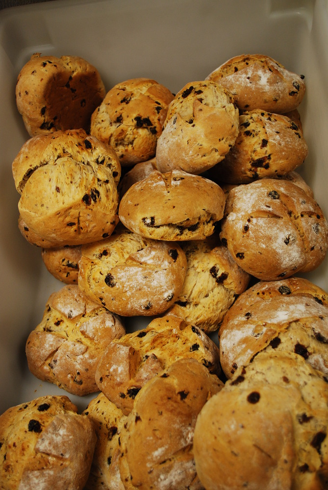 Irish Soda Bread- The Home Recipe and the Large Quantity Cheat