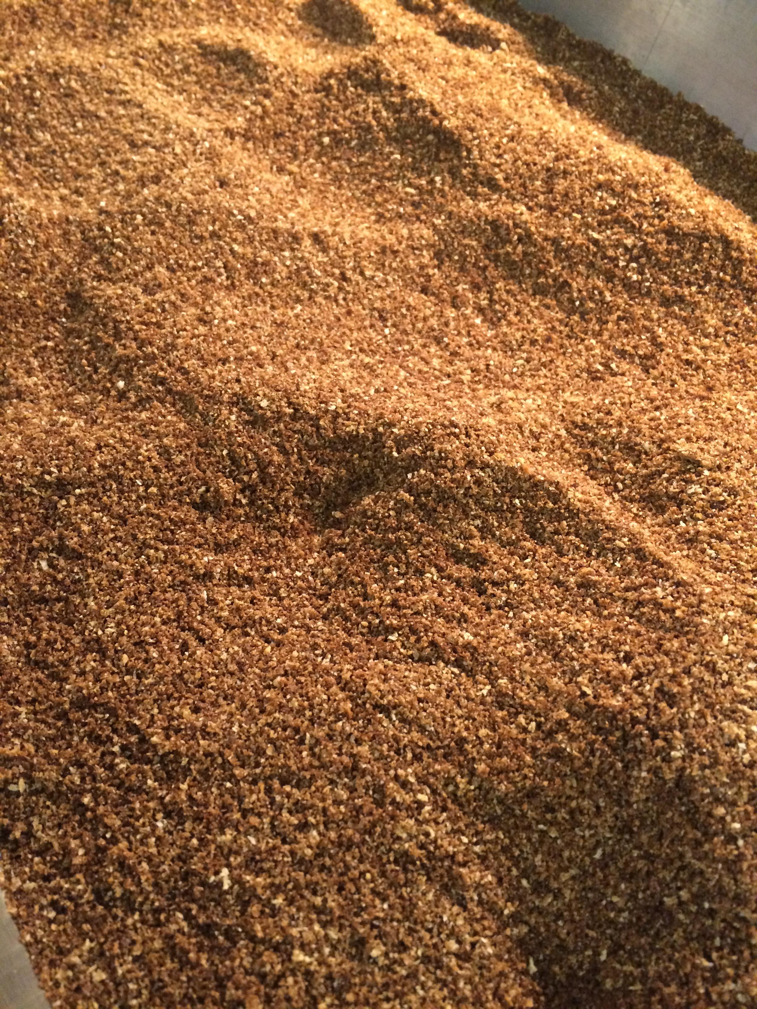 Rye and Pumpernickel Bread Crumbs