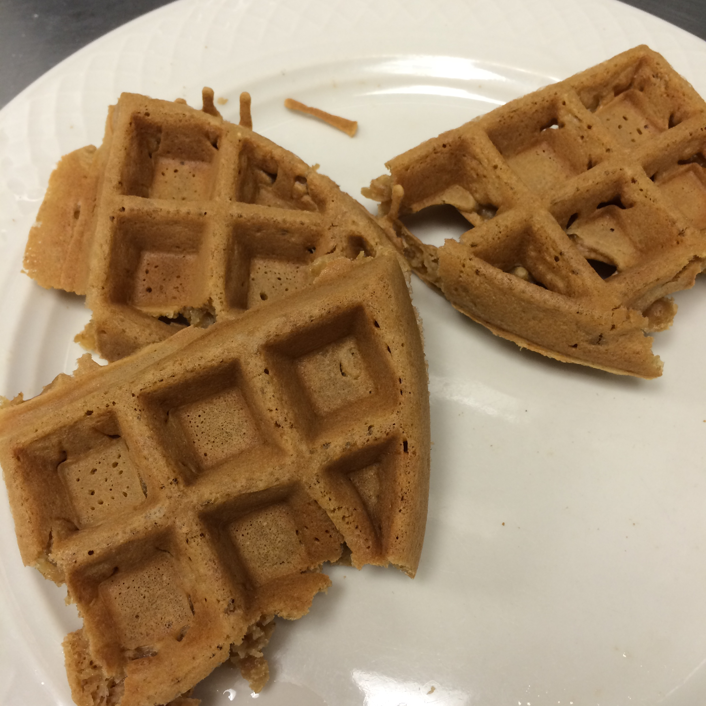Lessons From a Waffle