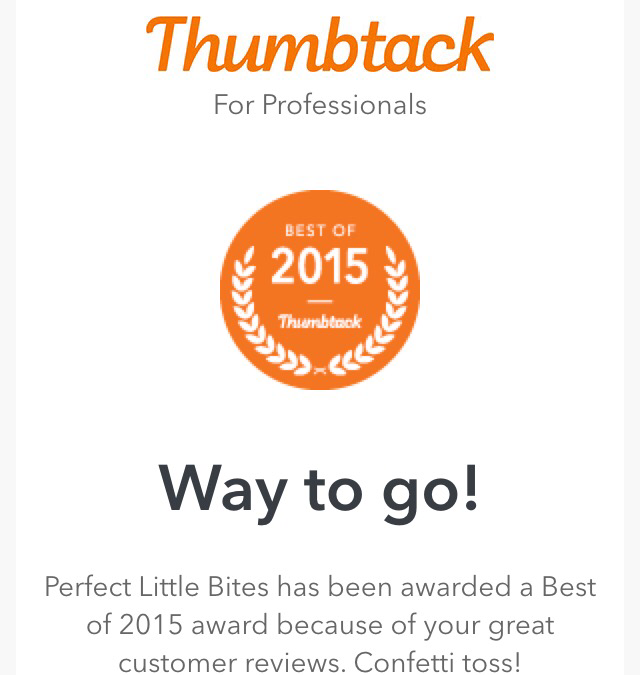 Thumbtack- Best of 2015 Winner