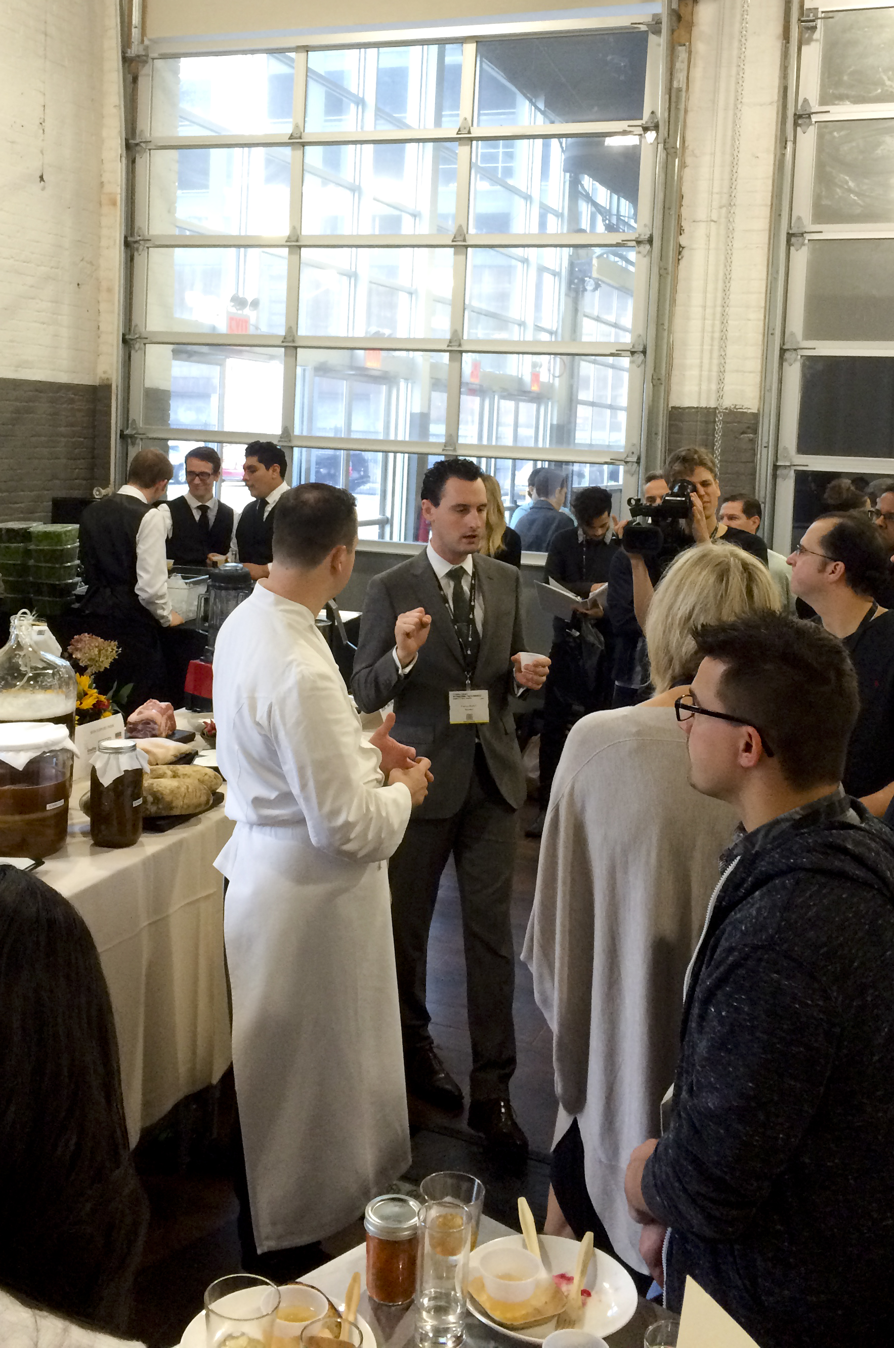 Bryce Shuman & Eamon Rockey at Starchefs ICC 2015