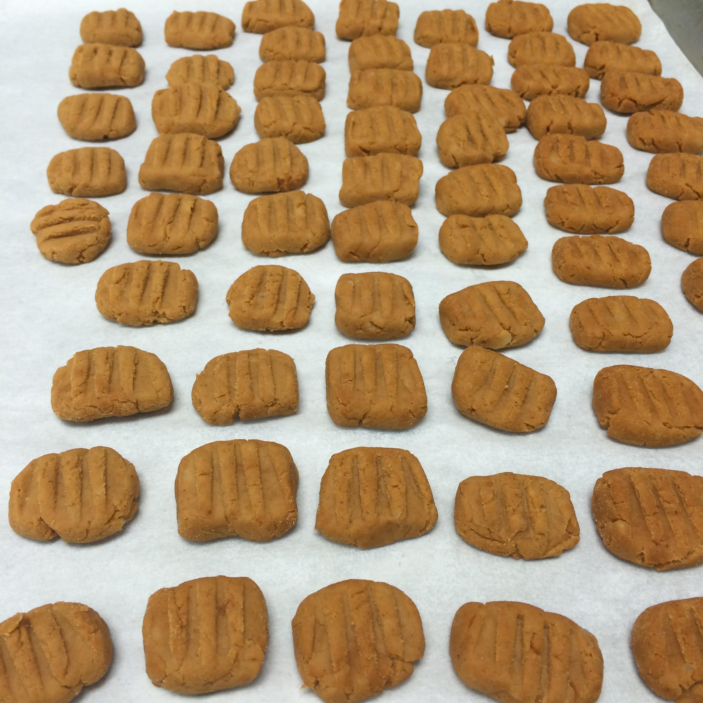 Peanut Gnocchi
