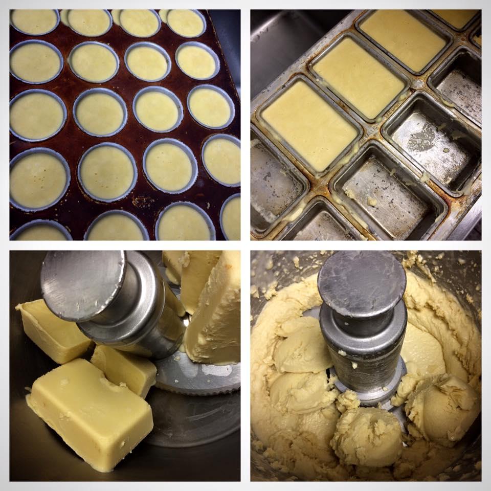 Roasted Corn Husk Ice Cream