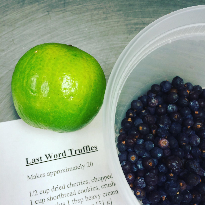 Last Word Truffles- A Prelude