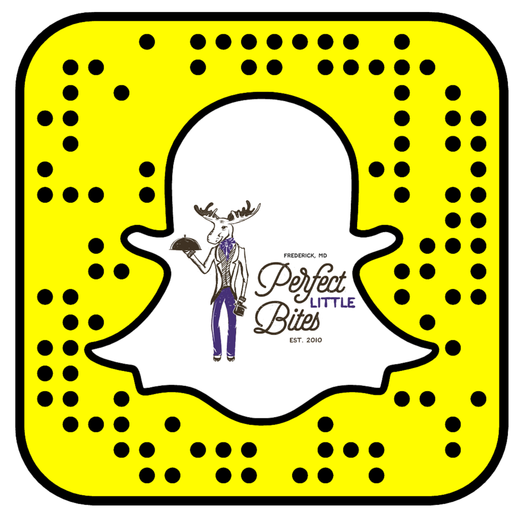 Perfect Little Bites Snapchat Snapcode
