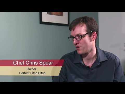 Frederick Maryland Chef Chris Spear
