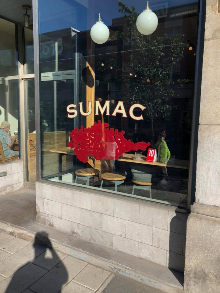 middle eastern food at montreal restaurant sumac